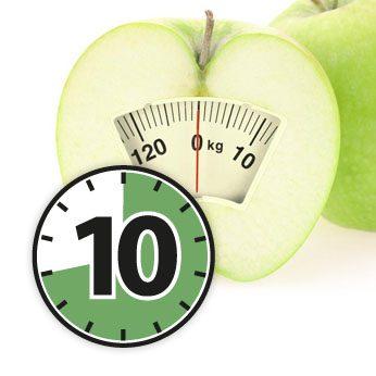 Utrata wagi – 10 dni bez weekendów