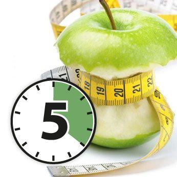 Utrata wagi – 5 dni bez weekendów